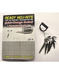 Korum Ready Helikits Quick Change Swivel