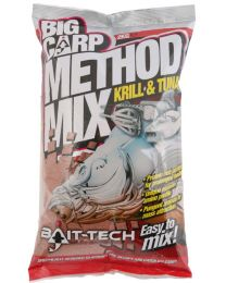 Bait-Tech big carp method krill/tuna 2Kg