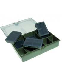 Pla Carp Tackle Box Medium Complete