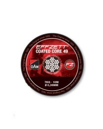 Effzett Coated Core49 Steel Trace 10m 11