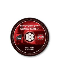 Effzett Coated Core7 Steel Trace 10m