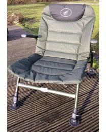 Elite Chair Low Black/Green