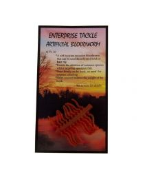 Enterprise Tackle Artificial Bloodworm