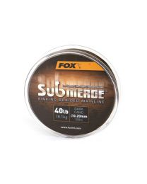 Fox Submerge Sinking Braid 40lb 600meter