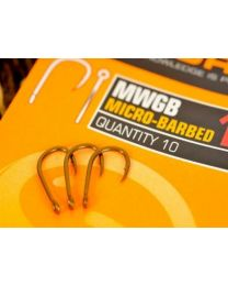Guru Hook MWGB Size 10 Micro Barbed