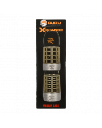 Guru x-change distance feeder cage medium 20+30