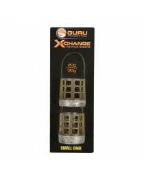 Guru x-change distance feeder cage small 20+30