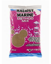 Bait-Tech Halibut Marine Method Mix 2 Kg