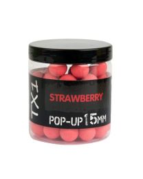 Isolate TX1 Pop-Up Strawberry Fluoro Red 15mm 100gr