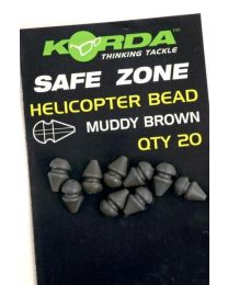 Korda Heli Bead Small Brown