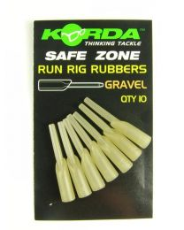 Korda Run Rig Rubbers Gravel