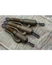 Korda Hybrid QC Lead Clips Gravel/Clay