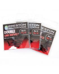 Preston Double Link Swivel Size 10