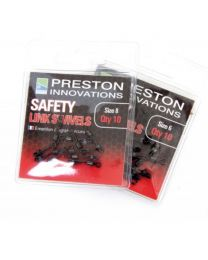 Preston Safety Link Swivel Size 8