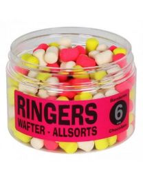 Ringers bandem wafter chocolate all sorts 6mm
