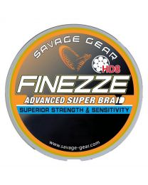 Savage Gear Finezze braid 0.16mm