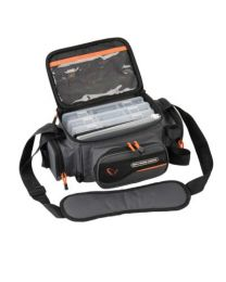 Savage Gear System Box Bag S Boxes + PP