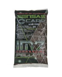 Sensas IM7 pellets naturel mini 700gr