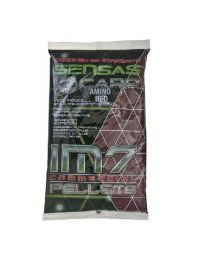 Sensas IM7 pellets red 4mm 700gr