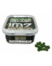 Sensas IM7 soft hook pellets green 4mm 60gr