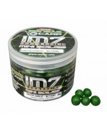 Sensas IM7 mini boilies green 80gr