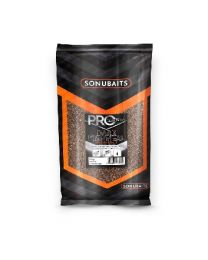 Sonubaits pro groundbait dark fishmeal 1kg