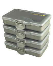Spro Strategy Tackle Box 4 Comp 10,6x7,6