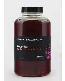 Sticky Baits pure salmon oil 500ml