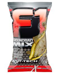 Bait-tech F1 groundbait mix 2 kg