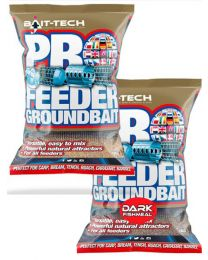 Bait-Tech pro feeder dark 1 kg