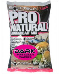 Bait-Tech pro natural dark groundbait