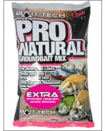 Bait-Tech pro natural extra 1,5kg