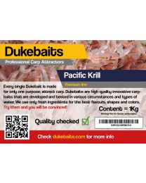 Dukebaits Pacific Krill 1KG 20mm