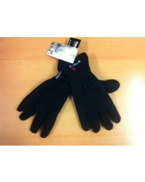 Eiger Fleece Gloves Black S