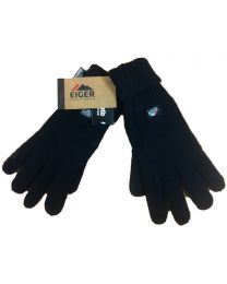 Eiger Knitted Gloves Thinsulate M