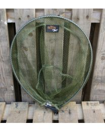 Elite Oval Pannet Green 6mm Mesh