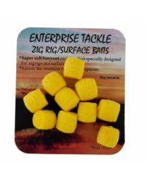 Enterprise Tackle Zig Rig Foam Yellow