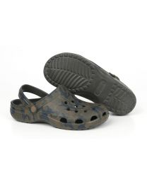 Fox Chunk Camo Clogs 44