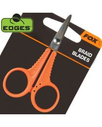 Fox Edges Scissors Orange