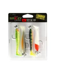 Rage Loaded Spikey Mixed 12cm
