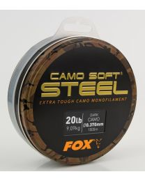 Fox soft steel dark camo 0.350mm 1000m