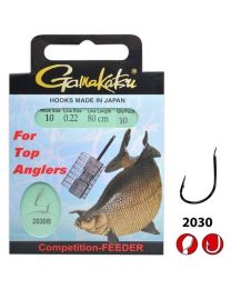 Gamakatsu 2030B Competition Feeder 12/20