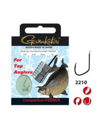 Gamakatsu 2210R Competition Feeder 12/16
