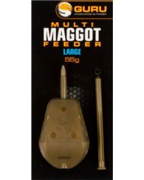 Guru multi maggot feeder small 40gr