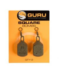 Guru square bombs 1/3 oz 10gr