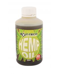 Bait-Tech Hemp Oil 500ml