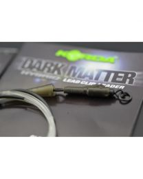 Korda dark matter hybrid leadclip leader clear