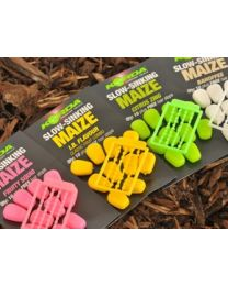 Korda Maize Slow-Sinking Banoffee White