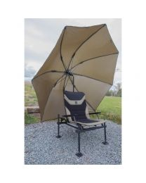 Korum Graphite Brolly 50""