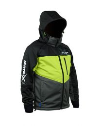 Matrix wind blocker fleece jacket L